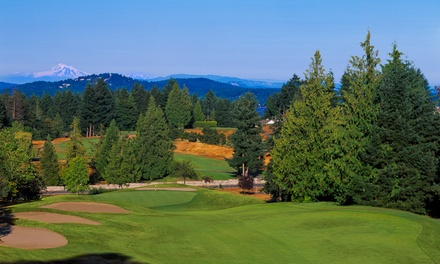 C$32 for an 18-Hole Round of Golf at Arbutus Ridge Golf Club (Up to C$59Value)