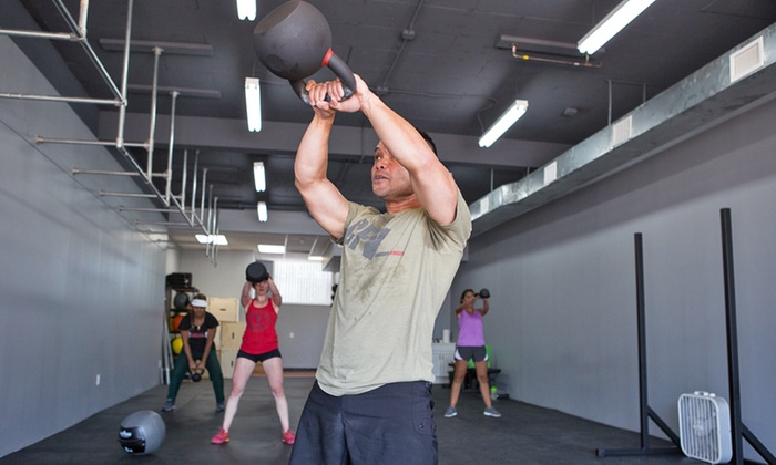 Crossfit Aletheia - Union: 5, 10, or 15 CrossFit Classes at CrossFit Aletheia(Up to 71% Off)