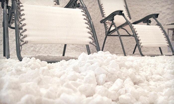 Salt Escape - Plano: $22 for One Salt-Therapy Session at Salt Escape ($45 Value)