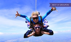 Great Lakes Skydiving: $159 for a Tandem Skydive Jump from Great Lakes Skydiving (Up to $229 Value)