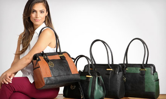 Emilie M.: Luxury Designer Handbags from Emilie M. (Up to 55% Off). Two Options Available.
