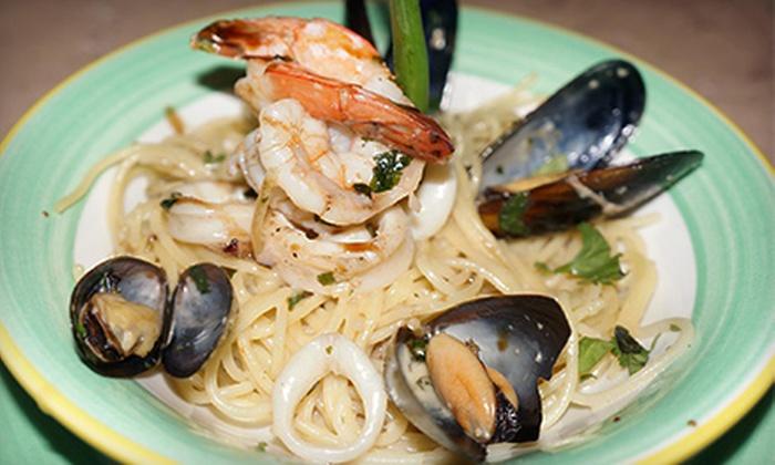 Casona Restaurant Bar & Lounge - South End: $20 for $40 Worth of Latin Cuisine at Casona Restaurant Bar & Lounge