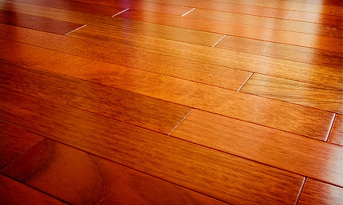 Extreme Carpet Cleaning and Floor Care - Columbus: Carpet Cleaning or Hardwood-Floor Polishing or Refinishing from Extreme Carpet Cleaning and Floor Care (Up to 58% Off)