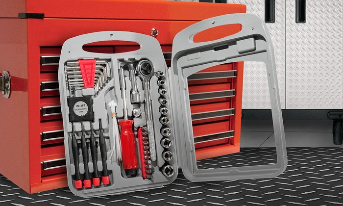 Ultimate Tool Kit Including Case (51-Piece)