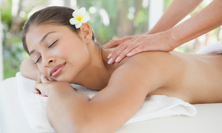 60Min Massage or Facial $34, or Hot Stone Massage $39, or 90 $59 or 120Min Pamper Pkg $89 at Anjie Day Spa