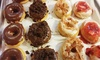 Cupcake Diva Girlz - Dacula: Donut or Cupcake and Coffee for One Month, One Dozen Cupcakes, or Desserts at Cupcake Diva Girlz (Up to 59% Off)