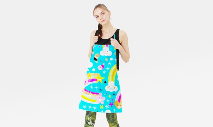 ArtsCow: $9.99 for One Personalized Apron from Arts Cow ($14.99 Value)
