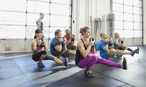 Citalfort Crossfit Gym: 10 or 20 Crossfit or Bootcamp Training Sessions at Citalfort Crossfit Gym (Up to 91% Off)