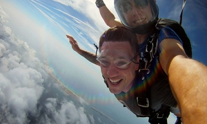 $149 For A Tandem Skydiving Experience From Long Island Skydiving Center ($249 Value)