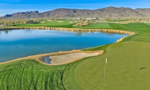 Golf Club at Dove Mountain: Golf for Two or Four with Cart and Range Balls at Golf Club at Dove Mountain (Up to 54% Off)