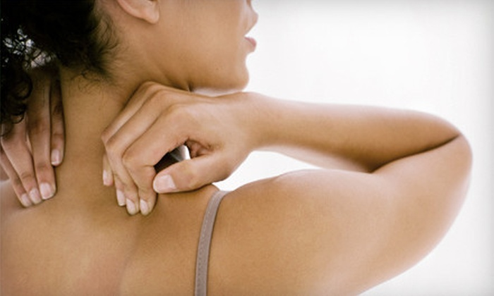 Chiropractic Centers - Multiple Locations: $45 for a Four-Visit Adjustment Package at Chiropractic Centers ($580 Value)
