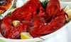Dolphin Seafood Restaurant - Multiple Locations: Lobster Experience for 2 or 4 with Soup and Sides at Dolphin Seafood Restaurant (Up to 37% Off). Two Locations.