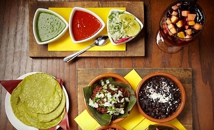 $25 Groupon to Zocalo Restaurant and Tequila Bar - Zocalo Restaurant and Tequila Bar in Chicago