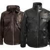 Tahari Men's Faux Leather Jackets
