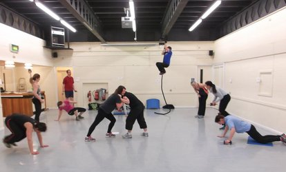 One Month of Boot Camp Classes at Totally Aktive Military Bootcamps (Up to 74% Off)