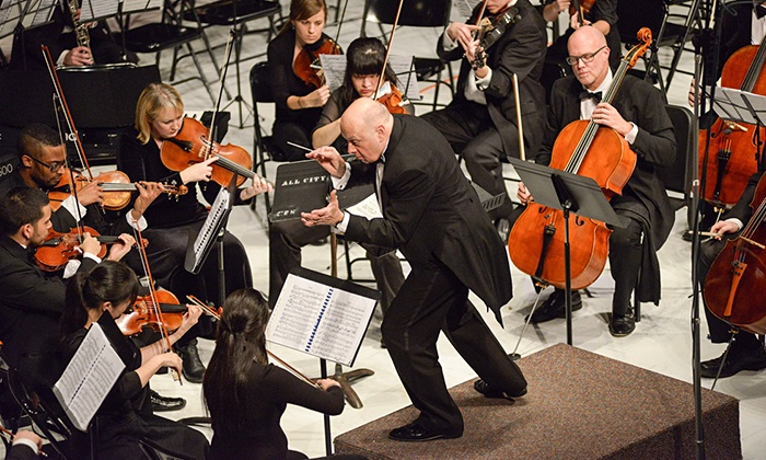 Spring Showcase Joint Concert - Robin Bennett Theatre at William Jones College Prep High School: Classical Symphony Orchestra and Protege Philharmonic at Robin Bennett Theatre on Sunday, May 10 (Up to 42% Off)
