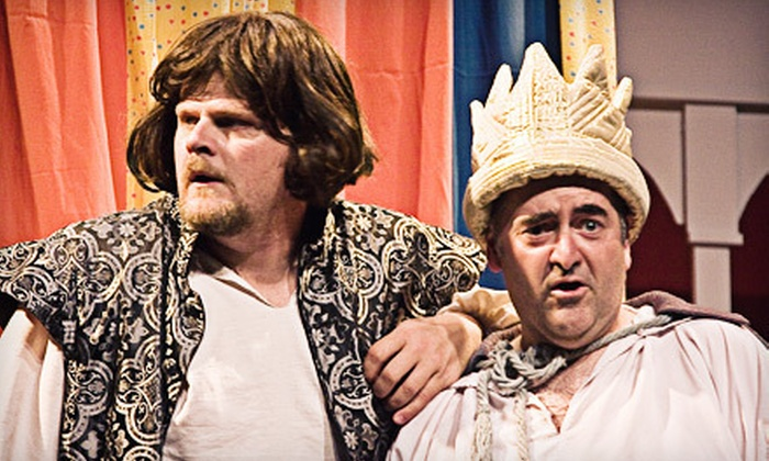 """""""An Evening of Coarse Acting"""" presented by King's Town Players - Convocation Hall - Theological Hall: $10 for One to King's Town Players' """"An Evening of Coarse Acting"""" at Convocation Hall ($20 Value). 10 Dates Available."""