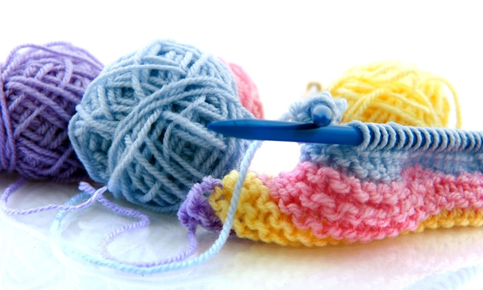 Hillcreek Yarn Shoppe - Hillcreek Yarn Shoppe: Knitting or Crocheting Classes or Yarn at Hillcreek Yarn Shoppe. Three Options Available.