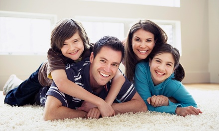 Carpet Cleaning for Two or Four Rooms and One Hallway from Heaven's Best Carpet Cleaning  (Up to 53% Off)