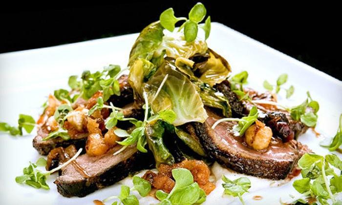 Benjamin - Highland Park: $30 Worth of Seasonal Contemporary Cuisine