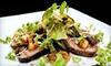 Benjamin Restaurant - Highland Park: $30 Worth of Seasonal Contemporary Cuisine