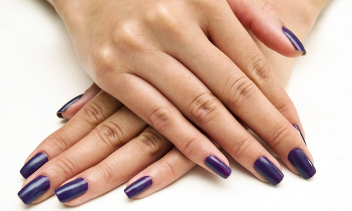 C'est Trice Spa - Overlea: Basic Mani-Pedi or Shellac Manicure with or without Basic Pedicure at C'est Trice Spa (Up to 63% Off)