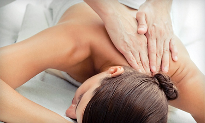 Shayna's Massage at Biofit Bootcamp - Clearfield: One or Three 60-Minute Deep-Tissue or Swedish Massages at Shayna's Massage at Biofit Bootcamp (Up to 56% Off)