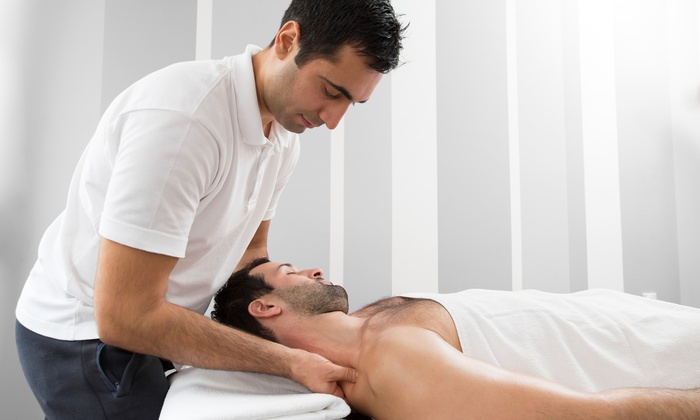 Dr David Cavazos Chiropractic and Physical Therapy - Carol Stream: One or Two Chiropractic Massage Packages at Dr. David Cavazos Chiropractic and Physical Therapy (Up to 61% Off)