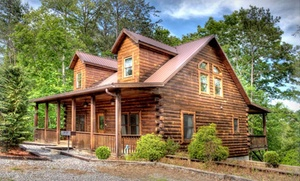 2-night Stay For Up To Eight In A Cabin At Hidden Creek Cabins In Great Smoky Mountains, Nc. Combine Up To 4 Nights.