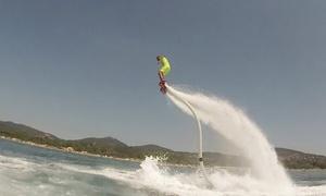 Aqua R Fly: Session de flyboard de 20 ou 30 minutes en solo dès 59 € avec Aqua R Fly