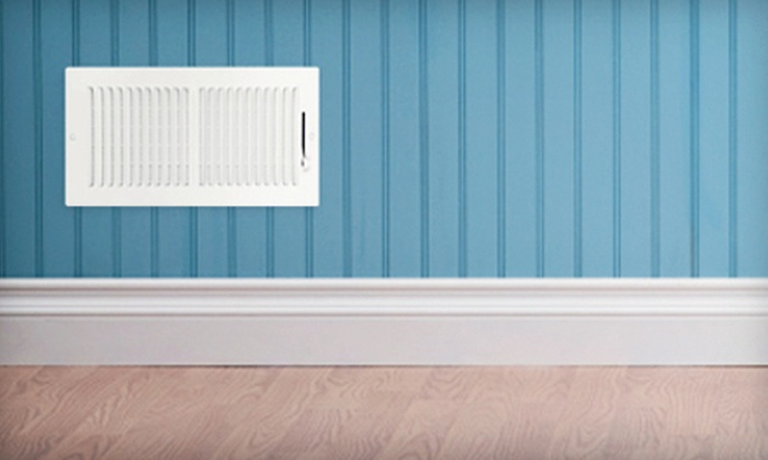 Mr. Vent - Willow Grove: Whole-House Air-Duct Cleaning with Optional Dryer-Vent Cleaning from Mr. Vent (Up to 86% Off)