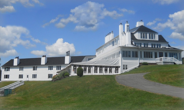 The Lucerne Inn - Holden, ME: 2-Night Stay with Optional Wine or Sparkling Wineat The Lucerne Inn in Greater Bangor, ME