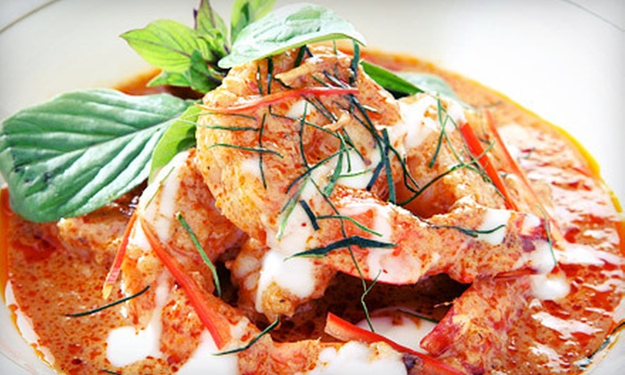 Thai California Kitchen - Southeast Anaheim: $10 for $20 Worth of Thai Food and Drinks at Thai California Kitchen
