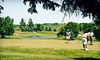 Rocky Run Golf Course - Dell Rapids: $49 for an 18-Hole Golf Outing for Two with Cart and Pizza at Rocky Run Golf Course in Dell Rapids (Up to $99.50 Value)