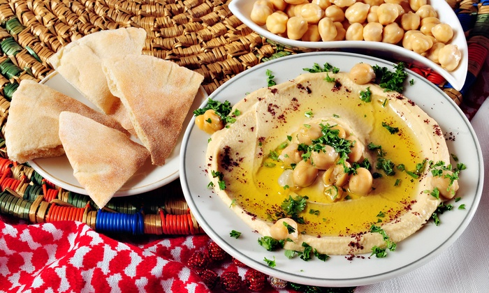 Sofra Turkish Cafe - Lakeview: Turkish Food at Sofra Turkish Kitchen (Up to 48% Off). Two Options Available.