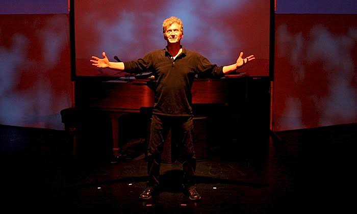 """Brad Fiedel's Borrowed Time: A Musical Journey - ASU Kerr Cultural Center: """"Brad Fiedel's Borrowed Time: A Musical Journey"""" for Two on February 11 at 7:30 p.m."""