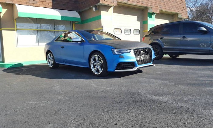 DST Detailing - Nanuet: Detail with Paint-Correction Service from DST Detailing (35% Off)
