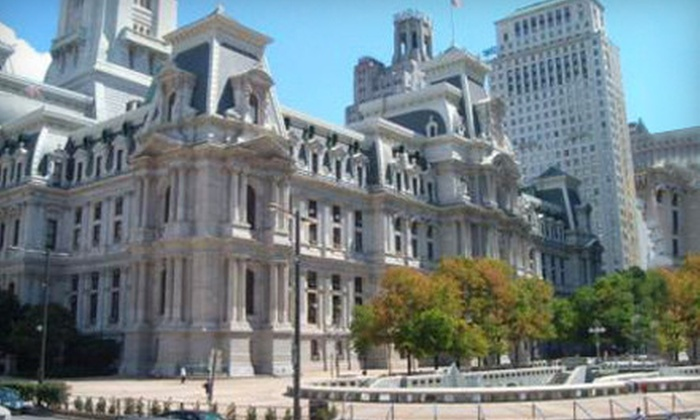 Philadelphia Urban Adventures - Center City East: History in HD Walking Tour for Two or Four from Philadelphia Urban Adventures (Up to 54% Off)