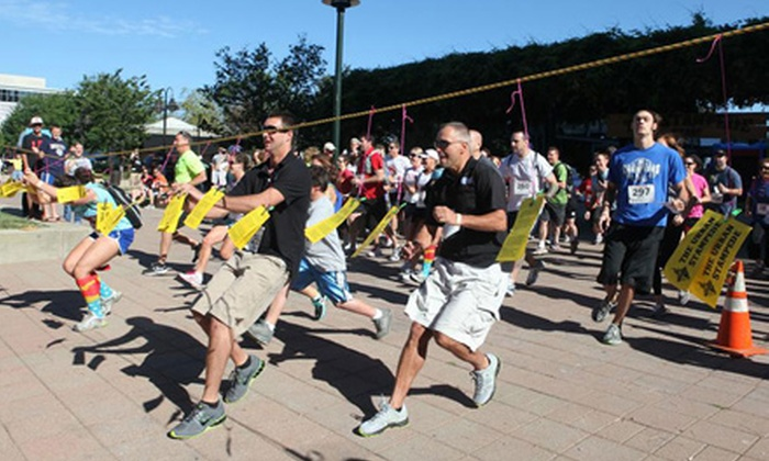 The Stampede - Louisville: $69 for Urban-Race Registration for Two to The Stampede on Saturday, August 24 (Up to $140 Value)
