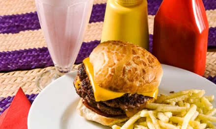 $12 for $20 Worth of Diner Food and Drinks at Watson Drugs and Soda Fountain
