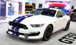 2016 Columbus International Auto Show: Single-Day Admission for Two or Four at the Columbus International Auto Show on March 17–20 (Up to 50% Off)