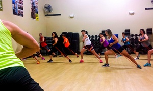 Elite Athletics: Four Weeks of Membership and Unlimited Fitness Classes at Elite Athletics (70% Off)