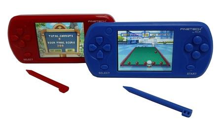 Console de jeux tactile akor groupon shopping - Console de jeux portable tactile ...