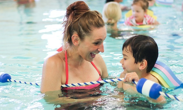 Applied Behavior Center For Autism - Carmel: Four Private Swim Lessons from Applied Behavior Center for Autism (45% Off)