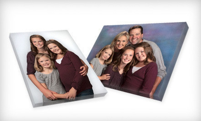"Target Portrait Studio - Multiple Locations: $29 for Lifetouch Portrait Package with 16""x20"" Portrait and Portrait Session at Target Portrait Studio ($169.95 Value)"