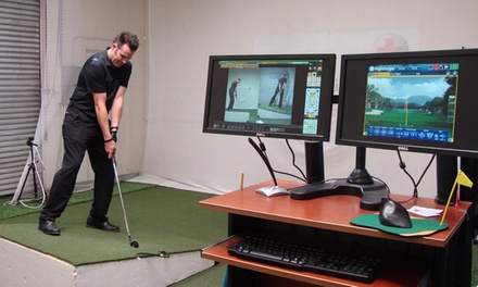 $35 for a Golf-Swing Analysis and Evaluation at Golf Swing Prescription ($125 Value)