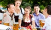 Oktoberfest - Multiple Locations: London Oktoberfest 2014: Entry With Sausages and Beer from £12 (Up to 62% Off)