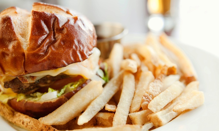 McGovern's Bar & Grill - Oakdale: American Pub Food for Lunch or Dinner for Two or Four at McGovern's Bar & Grill (50% Off)