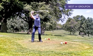 Hillcrest Country Club: 18-Hole Round of Golf with GPS Golf Cart, Hot Dogs, Range Balls at Hillcrest Golf & Country Club (Up to 48% Off)