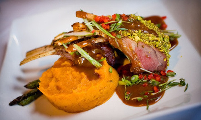 717 South - South Tampa: $20 for $40 Worth of Upscale Cuisine and Drinks for Dinner at 717 South